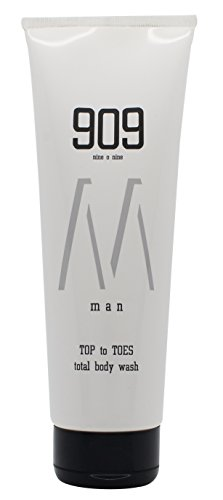 909 Top to Toes Man Bagnoschiuma & Gel Doccia 250ml