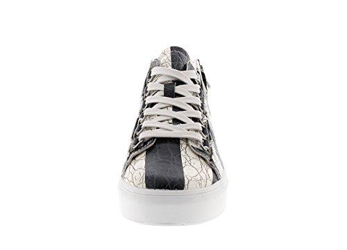 BLACKSTONE - NL43 - stripes black stripes black