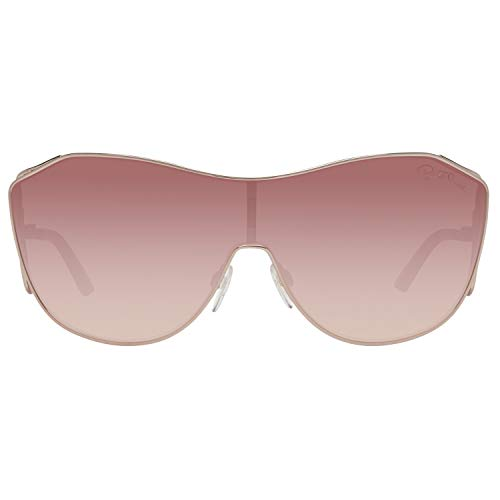 Roberto Cavalli Damen Sunglasses Rc1061 38G 00 Sonnenbrille, Silber, 146