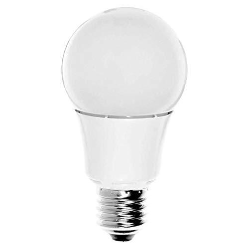 10 Stück Blulaxa LED Birnenformlampe 9,5 Watt E27 840 neutralweiß extra matt