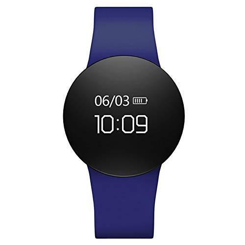 Tempshop Intelligent Uhren Wasserdichtes IP67 Fitness Tracker Armband Schrittzähler Schlafmonitor Remote-Kamera Smartwatch