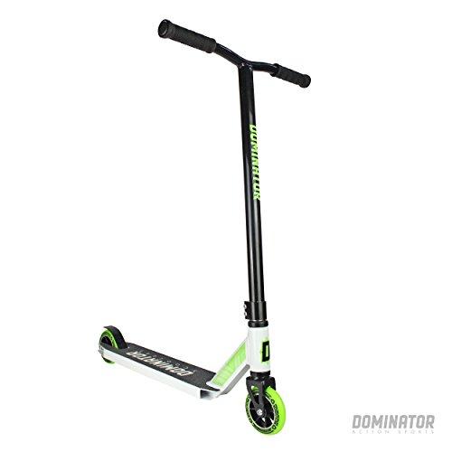Dominator Ranger Pro Stunt-Roller, schwarz/weiß