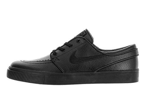 Shoes Nike Zoom Stefan Janoski L (616490-006) BLACK/BLACK-BLACK-BLACK