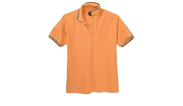 Kitaro Poloshirt Übergröße Herren Poloshirts Anthrazit 3XL 4XL 5XL 6XL 8XL NEU