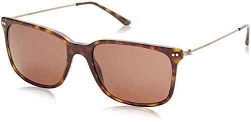 Giorgio Armani Herren AR8063 Sonnenbrille, Braun (Tortoise 502673), One size (Herstellergröße: 57)