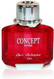 Concept Red Car Perfume Air Freshener  available at amazon for Rs.204