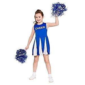 Blue 2016 Kids Costume (Fett Kostüme Für Mädchen)