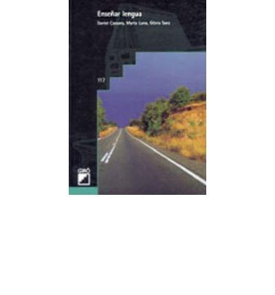 Ense?ar lengua (Paperback)(Spanish) - Common