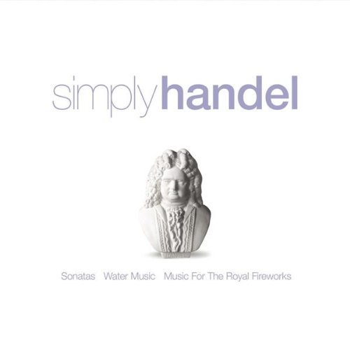 Handel - Water Music Suite 3 In G Major, HWV350 - IV - Menuet (3 Suite Director)