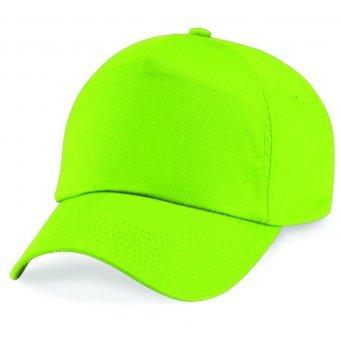 US BASIC 5 PANEL CHILDRENS BASEBALL CAP HAT - 13