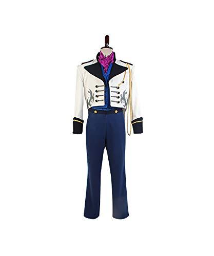 MingoTor Prinz Tail Coat Suit Cosplay Kostüm Herren -