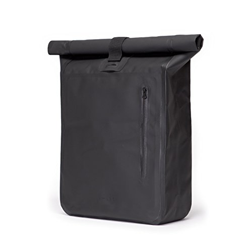 A-LAB-Wasserdichter-Fahrradrucksack-Messenger-Backpack-Kurierrucksack-aus-robuster-LKW-Plane-26-l-mit-extra-Hlle-fr-15-Laptop-Macbook-Tablet-Chromebook