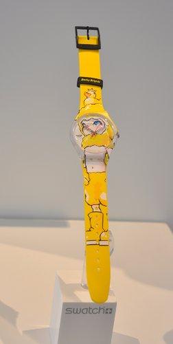 Swatch Mädchen-Uhren Ducky Brigade SUOZ113 - 3