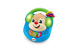 Fisher-Price FPV03 Laugh Sing and Learn - Reproductor de música