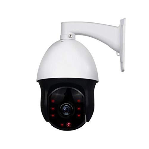 L-San 960p HD Kamera Outdoor Wireless IP-Sicherheitsüberwachungssystem mit Fernmonitor Zwei-Wege-Sprachnachtsicht Geeignet für Home Office-Monitor Weitwinkel-Zoom