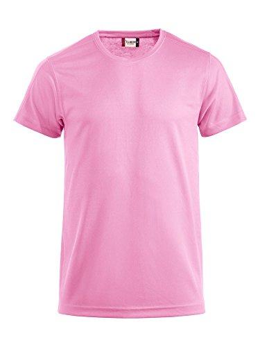 Herren Funktions T-Shirt aus Polyester von CLIQUE. Das T-Shirt für den Sport, perforiert und feuchtigkeitsabführend in 10 Farben S M L XL...