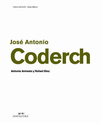 Clásicos del diseño- José Antonio Coderch- Volumen 10- (español/inglés)