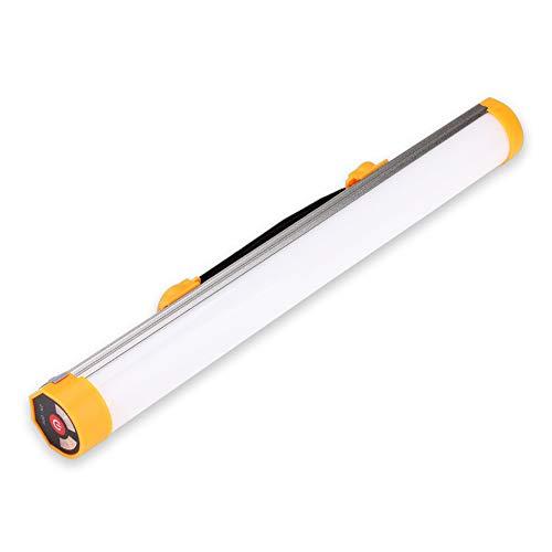 MA87 Multifunktions-LED Camping Licht wiederaufladbare Taschenlampe Notstrom Bank (L)