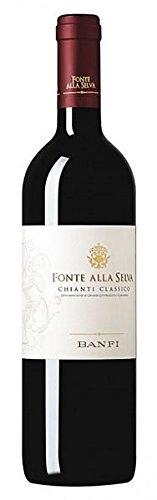 Chianti Classico D.O.C.G. Chianti Classico Fonte Alla Selva 2015 Castello Banfi Rosso Toscana 13,0%