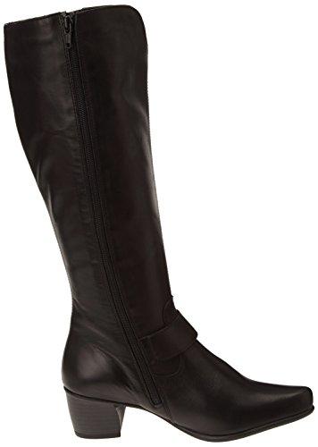 Remonte D9676 01, Bottes femme Noir (Schwarz/Schwarz)