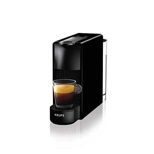 Krups Nespresso Essenza Mini   Cafetera  potencia 1450 W  color negro piano