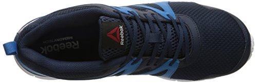 Reebok Run Supreme 2.0 Mt Synthétique Chaussure de Course Navy-Blue-Wht