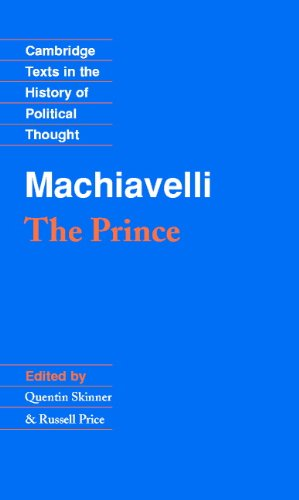 Machiavelli the prince cambridge texts in the history of political machiavelli the prince cambridge texts in the history of political thought by fandeluxe Image collections