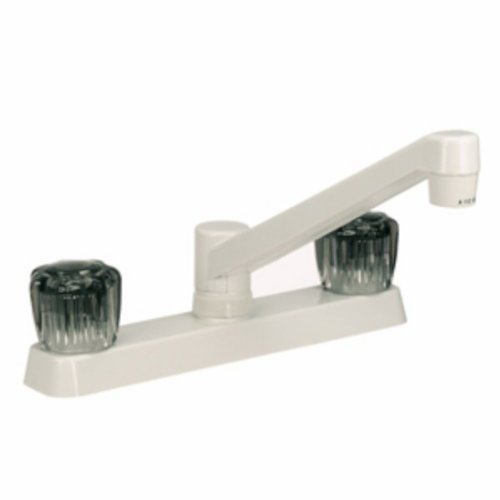 dura-faucet-df-pk600s-wt-two-handle-rv-kitchen-faucet-with-smoked-knobs-white-by-dura-faucet