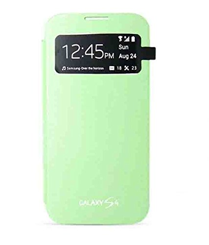 YGS Flip Case Cover for Samsung Galaxy S4 Mini-Green  available at amazon for Rs.225