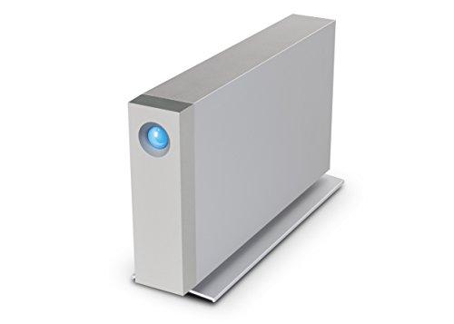 LaCie d2 - Disco Duro Externo 3.5' Mac PC 4 TB Thunderbolt