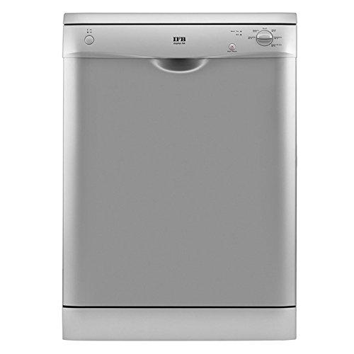 IFB ZEPHYR SX Dishwasher (12 Place Setting, Silver)