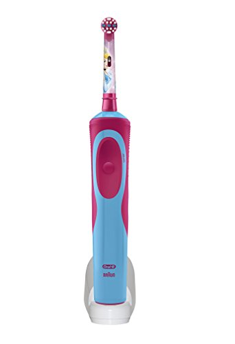 Oral-B Stages Power Spazzolino Elettrico Ricaricabile per Bambini con...