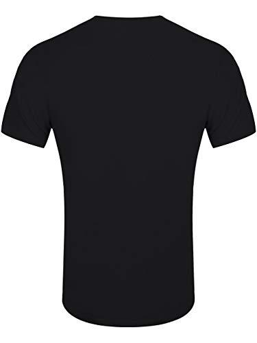 Zoom IMG-1 machine head t shirt burn