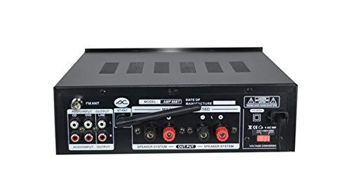 Acoustic Control AMP60BT Amplificador HI-FI USB/MP3/BT/FM/REC