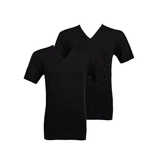 Jockey Modern Classic V-Neck T-Shirt 2er Pack