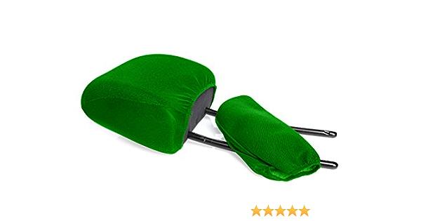 Kopfstützen Bezug Universal Kopfstützenbezug Farbe Grün Auto