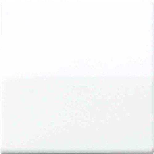 Jung Wippe für Serienschalter und Doppeltaster Serie As Antibakteriell Weiß, 1 Stück, ABAS 591-5