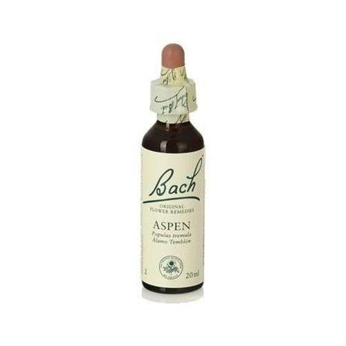 Aspen F.B. (Bach Flowers) 20 ml de Flores De Bach Originales