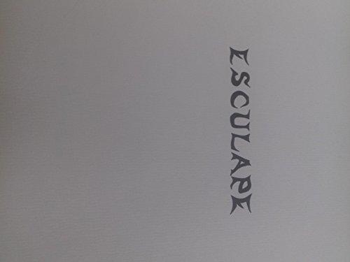Esculape. Première édition établie par Jacques Lecat, ouvrage numéroté 297 d' un tirage original limité à 1980 exemplaires. Biographie - Daumier, graveur sur bois - Chronologie de l' oeuvre gravée - Daumier par Th. de Banville - Le Charivari