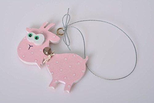 decoration-a-suspendre-mouton-faite-main-rose-petite-accessoire-original