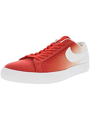 Nike SB Blazer Vapor Textile Schuhe Track Red/White (Nike Schuhe Blazer Für Frauen)