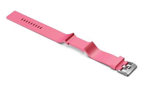 Sony SE1 Siliconarmband für SmartWatch pink