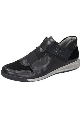 araAra Damen Slipper - Stivali Donna Nero