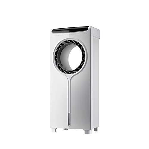 LRHYG - Verdunstungskühler Luftkühler Klima Ventilator Luftbefeuchter Luftreiniger Mit Fernbedienung 7.5 Stunden Geeignet Für Büros Und Wohnungen (Farbe : Mechanical)