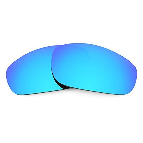 Revant Ersatzlinsen für Oakley Fives (2009) Eisblau MirrorShield®