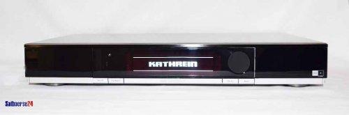 Kathrein UFS 925 si 1000GB Festplatte HD+ CI+ HbbTV silber + Wlan 150 Mbit