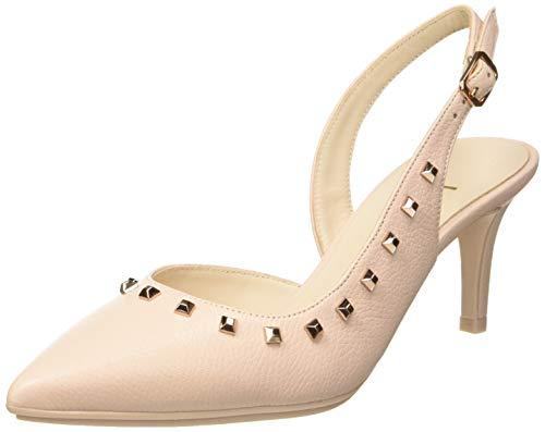 Lodi ELA-GO, Zapatos tacón Punta Cerrada Mujer, Rosa