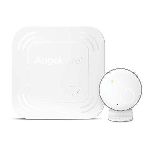 Angelcare A0017-DE0-A1022 Bewegungsmelder mit Wireless-Sensormatte AC017-D, weiß (Angelcare Video-babyphone)