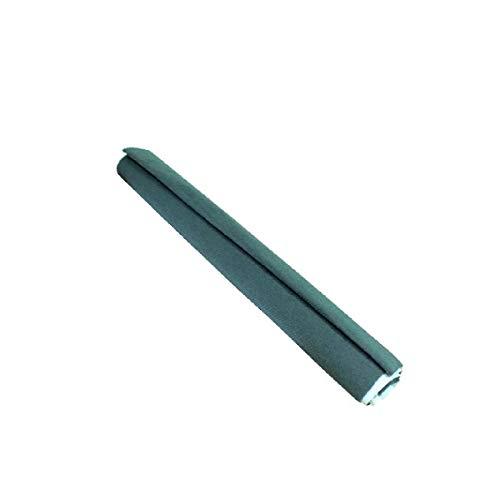 Rotolo moquette adesiva liscia 70x140 cm colore grigio fonoassorbente rivestimento acustico auto pannelli