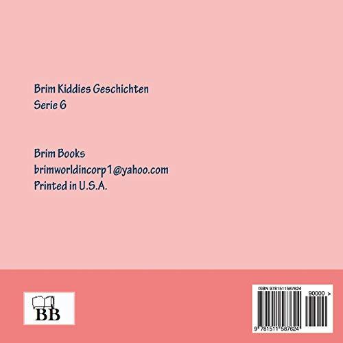 Alibi Findet Eine Munze: Brim Kiddies Geschichten: Volume 6